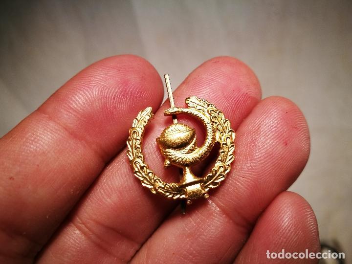 Pins de colección: pin insignia DE SOLAPA -FARMACIA---ALUMINIO AÑOS 70 - Foto 6 - 102468659