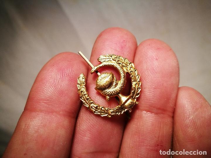 Pins de colección: pin insignia DE SOLAPA -FARMACIA---ALUMINIO AÑOS 70 - Foto 7 - 102468659