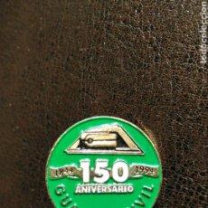 Pins de colección: PIN GUARDIA CIVIL 150 ANIVERSARIO. Lote 195060596