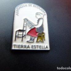 Pins de colección: ASOCIACION DE ENCAJERAS-TIERRA ESTRELLA-. Lote 173570060