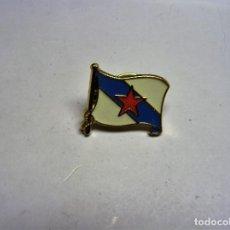 Pins de colección: PIN INSIGNIA BANDERA DE GALICIA.. Lote 104239367