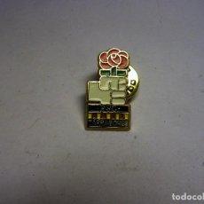 Pins de colección: PIN POLÍTICO PSC. TARRAGONÉS.. Lote 104239915