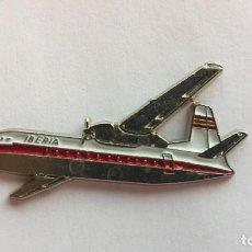 Pins de colección: PIN AVION IBERIA. Lote 104285919