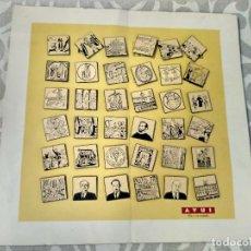 Pins de colección: COLECCION COMPLETA PINS HISTORIA DE CATALUÑA DIARIO AVUI. Lote 104459595