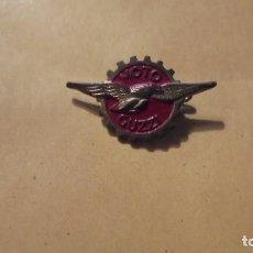 Pins de colección: MOTOS - MOTO GUZZI - ANTIGUA INSIGNIA DE AGUJA EN RELIEVE 2,5X1,5 CM. . Lote 104970627