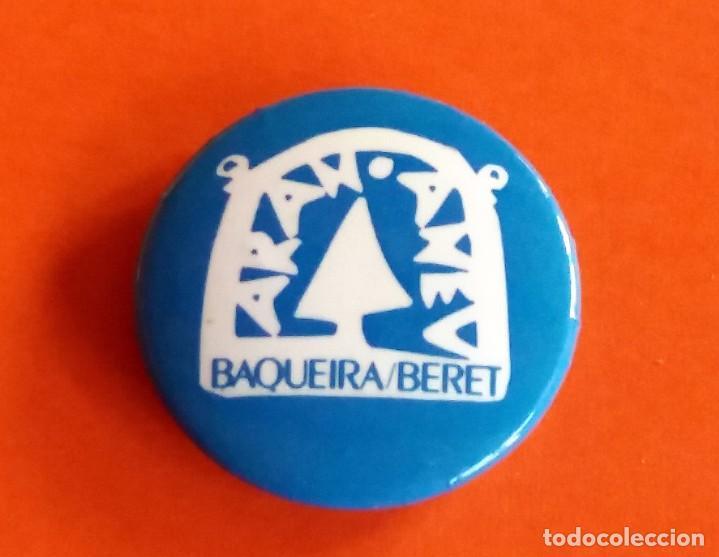 PINS - PIN - CHAPA - AGUJA - BAQUEIRA BERET (Coleccionismo - Pins)