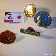 Pins de colección: PINS COLECCION. LOTE 4 PINS TURISMO. Lote 105389151
