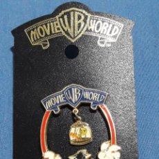 Pins de colección: PIN WARNER BROS PIOLIN Y SILVESTRE. Lote 106036774