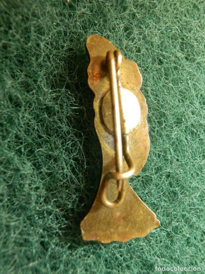 Pins de colección: INSIGNIA IMPERDIBLE- MADRILEÑA - CHULAPA - PIN ESMALTADO - AÑOS 60´S - NEGRO - REVOLTOSA - Foto 2 - 106044063