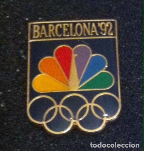 Pin Juegos Olimpicos Barcelona 92 Comprar Pins Antiguos Y De