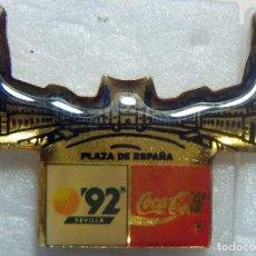 Pins de colección: PIN COCA COLA EXPO SEVILLA 92. Lote 107020935