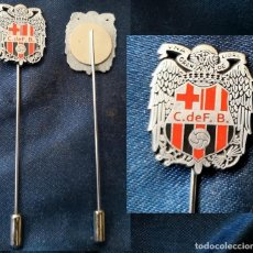 Pins de colección: AGUJA PIN INSIGNIA - BARCELONA FUTBOL - AGUILA IMPERIAL - FRANCO . Lote 108438523