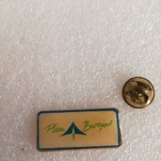 Pins de colección: PIN PLAN BARAJAS. Lote 108450915