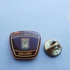 Pins de colección: PIN - POLICIA MUNICIPAL MADRID. Lote 108542131