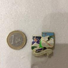 Pins de colección: PIN ALFILER AGUJA SOLAPA BAQUEIRA BERET. Lote 108761131