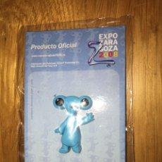 Pins de colección: PIN FLUVI EXPO ZARAGOZA 2008 SIN ABRIR. Lote 108934020