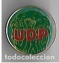 PIN OJAL **UDP ** (Coleccionismo - Pins)