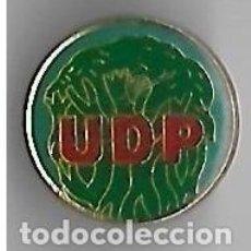 Pins de colección: PIN OJAL **UDP **. Lote 109091643