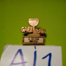 Pins de colección: PIN CAFE BAR ORIGEN FRANCIA. Lote 109505244