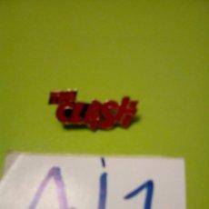 Pins de colección: PIN GRUPO MUSICAL THE CLASH. Lote 109505418