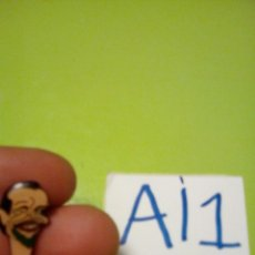 Pins de colección: PIN CALICATURA MIGUEL BOSE. Lote 109505676