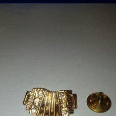 Pins de colección: PIN ACORDEON MUSICA. Lote 109992851