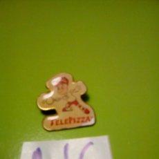 Pins de colección: PIN TELEPIZZA NIÑO JUGANDO TENIS TENNIS. Lote 110072343