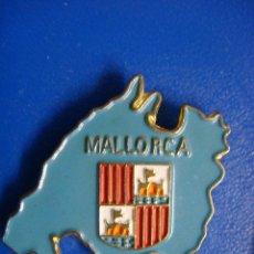 Pins de colección: PINS ESCUDO DE MALLORCA ISLA.. Lote 110125035