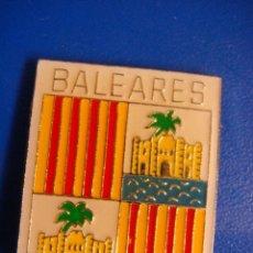 Pins de colección: PINS ESCUDO DE MALLORCA.. Lote 110125227