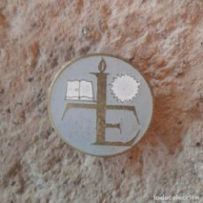 Pins de colección: ANTIGUA INSIGNIA DE OJAL PIN COLECCIÓN ITE. Lote 110131455