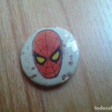 Pins de colección: CHAPITA CHAPA IMPERDIBLE -- SPIDERMAN. Lote 110494259