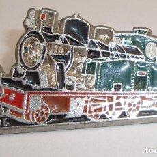 Pins de colección: PIN TEMA FERROCARRILES TRENES TREN AMPLIA TU COLECCION. Lote 110923427