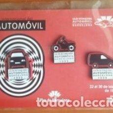 Pins de colección: PINS CONMEMORATIVOS DEL SALON INTERNACIONAL DEL AUTOMOVIL 1999. Lote 111017947