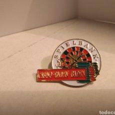 Pins de colección: PIN RULETA CASINO BADEN-BADEN, ALEMANIA.. Lote 111587115
