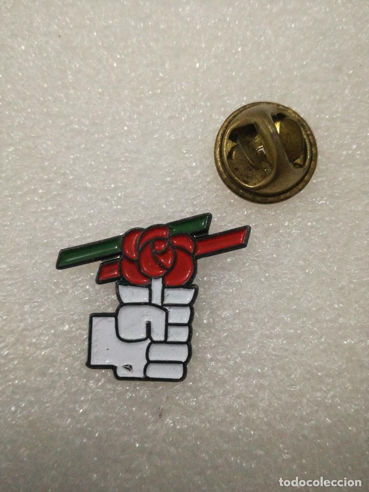 PIN PSOE (Coleccionismo - Pins)