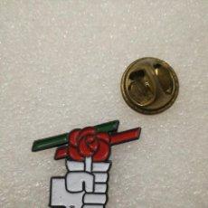 Pins de colección: PIN PSOE. Lote 112099827
