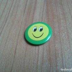 Pins de colección: CHAPITA CHAPA INPERDIBLE - PIN -- SONRISA -- SMILE . Lote 112967507