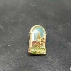Pins de colección: PIN INSIGNIA AGUJA ESCUDO ANDALUCIA ESPAÑA. Lote 113023082