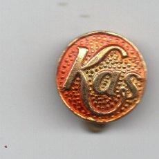 Pins de colección: KAS. Lote 113600955