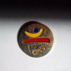 Pins de colección: PIN COLECCIÓN. BARCELONA 92. Lote 113629179