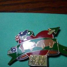 Pins de colección: PIN . MARCAS COMERCIALES. NAF NAF. Lote 114046155