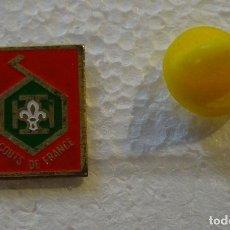 Pins de colección: PIN DE SCOUTS BOYSCOUTS. MOVIMIENTO SCOUT. FRANCIA . Lote 114629351
