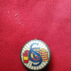 Pins de colección: INSIGNIA SOLAPA CLUB CICLISTA SANS RARA. Lote 115093399