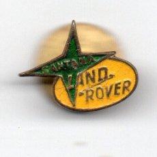 Pin's de collection: SANTANA LAND ROVER,AUTOMOVIL. Lote 115487479