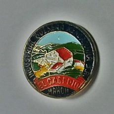 Pins de colección: ANTIGUA INSIGNIA AGUJA SOLAPA - EL CASERIO - . Lote 116551267