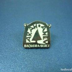 Pins de colección: PIN - BAQUEIRA BERET. Lote 116653507