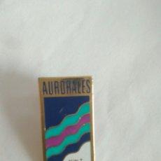 Pins de colección: PIN PINS EXPO 92 AURALES NWT EXPO92 SEVILLA. Lote 116766294