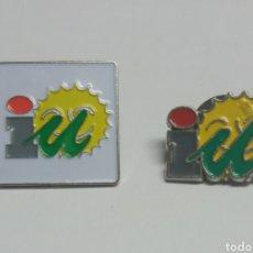 Pins de colección: LOTE PINS IU IZQUIERDA UNIDA. Lote 57831623