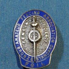 Pins de colección: PIN DE METAL FOIL. Lote 117057392