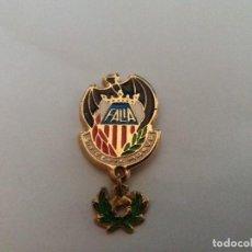Pins de colección: PIN DE IMPERDIBLE CREO QUE DEL VALENCIA. Lote 117562215